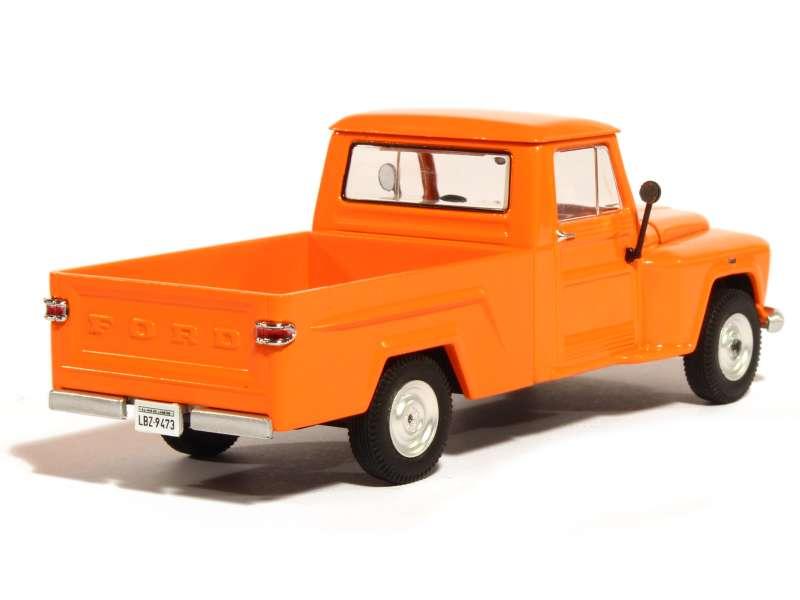 ford f 75 pick up 1980 premium x 1 43 autos miniatures tacot. Black Bedroom Furniture Sets. Home Design Ideas