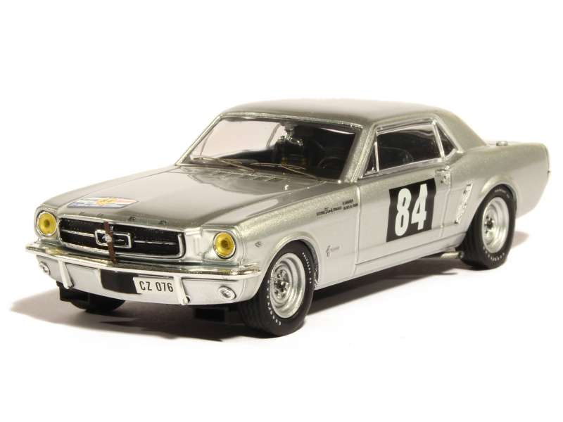 ford mustang rally tour de france 1964 premium x 1 43 autos miniatures tacot. Black Bedroom Furniture Sets. Home Design Ideas