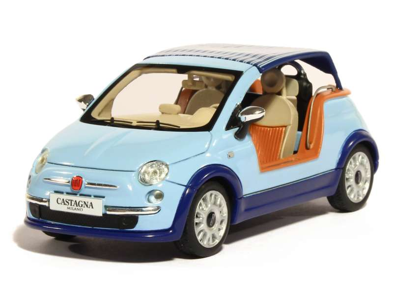 80721 Fiat 500 Tender Two Castagna 2008