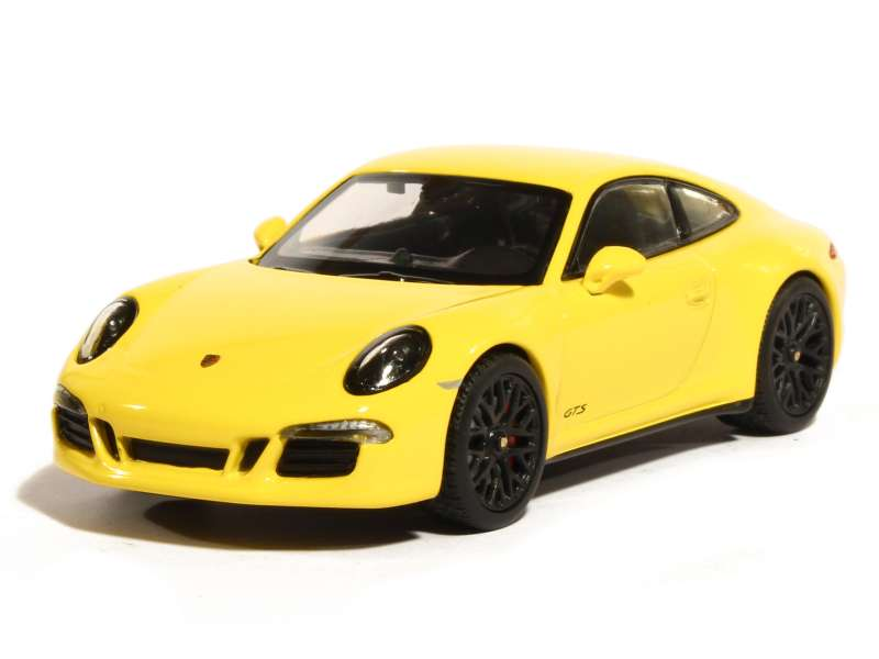 porsche 911 991 carrera gts 2015 schuco 1 43 autos miniatures tacot. Black Bedroom Furniture Sets. Home Design Ideas
