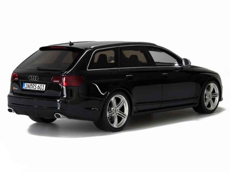 audi rs6 plus avant 2008 ottomobile 1 18 autos miniatures tacot. Black Bedroom Furniture Sets. Home Design Ideas
