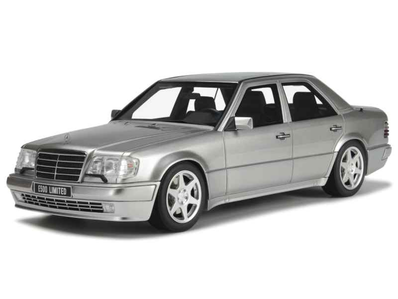 mercedes e500 limited w124 1995 ottomobile 1 18 autos miniatures tacot. Black Bedroom Furniture Sets. Home Design Ideas