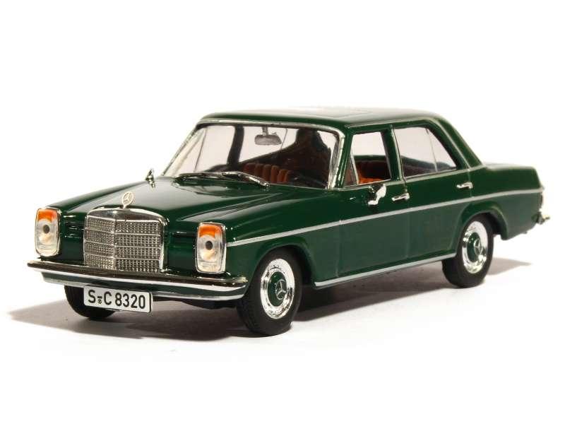 mercedes 200d w115 1968 solido 1 43 autos miniatures tacot. Black Bedroom Furniture Sets. Home Design Ideas