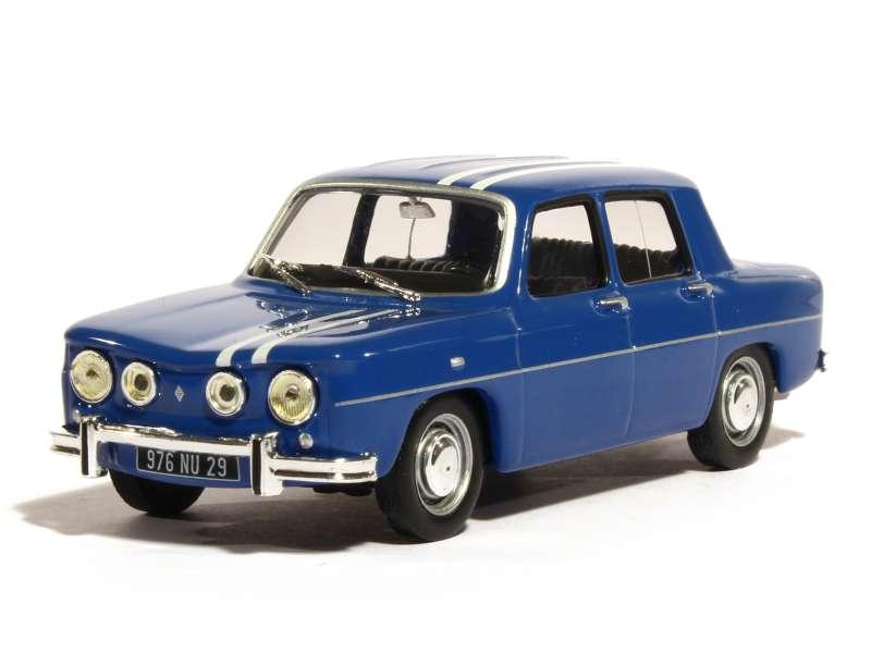 renault r8 gordini 1300 1969 solido 1 43 autos miniatures tacot. Black Bedroom Furniture Sets. Home Design Ideas