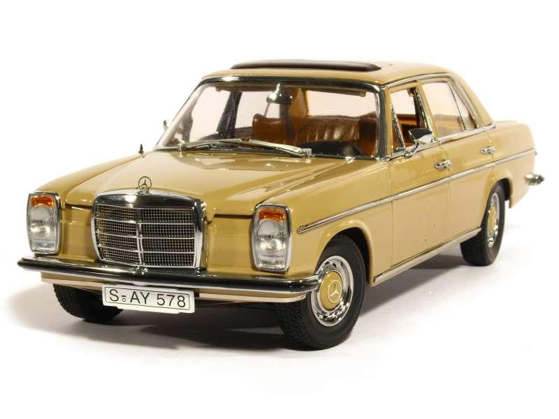 mercedes 220 w115 1968 sun star 1 18 autos miniatures tacot. Black Bedroom Furniture Sets. Home Design Ideas