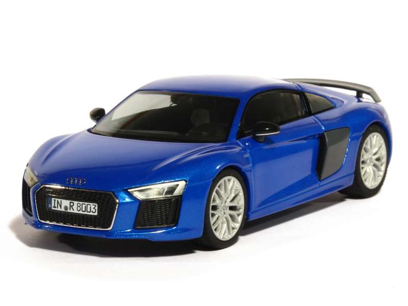 80927 Audi New R8 V10 Plus Coupé 2015