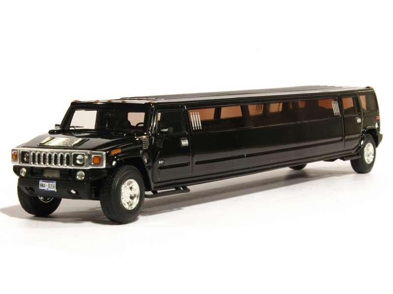hummer h2 strecht limousine neo 1 43 autos miniatures tacot. Black Bedroom Furniture Sets. Home Design Ideas