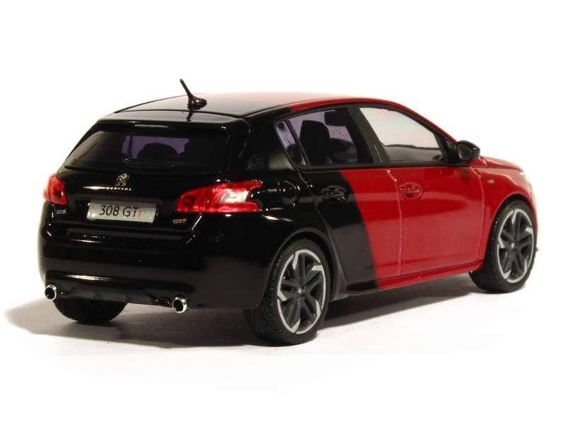 peugeot 308 gti 2015 norev 1 43 autos miniatures tacot. Black Bedroom Furniture Sets. Home Design Ideas