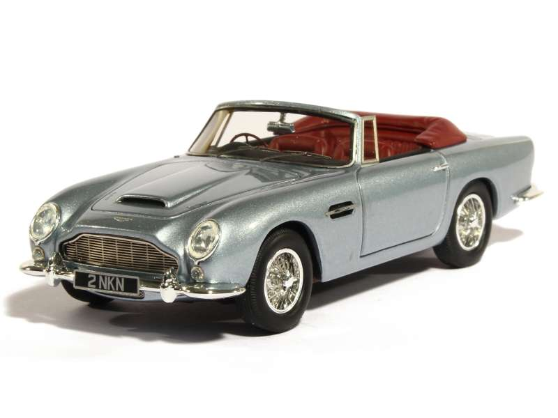 aston martin db5 cabriolet 1963 matrix 1 43 autos miniatures tacot. Black Bedroom Furniture Sets. Home Design Ideas