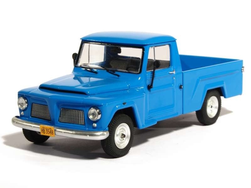 ford f 75 pick up 1980 triple 9 1 43 autos miniatures tacot. Black Bedroom Furniture Sets. Home Design Ideas
