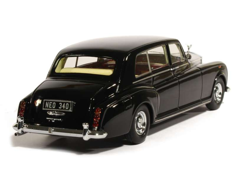 rolls royce phantom vi 1968 neo 1 43 autos miniatures tacot. Black Bedroom Furniture Sets. Home Design Ideas