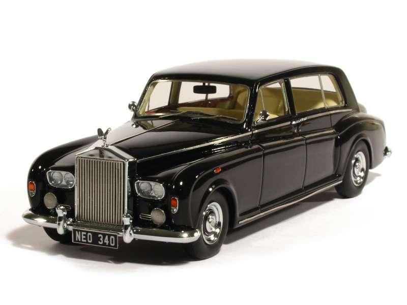rolls royce phantom vi 1968 neo 1 43 autos miniatures tacot. Black Bedroom Furniture Sets. Home Design Ideas