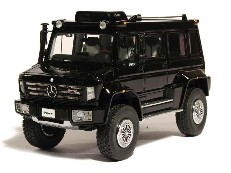 GLM - Mercedes Unimog U5000 Wagon 2012 - 1 43