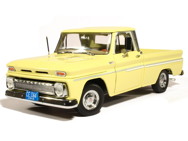 chevrolet c 10 styleside pick up 1965 sun star 1 18 autos miniatures tacot. Black Bedroom Furniture Sets. Home Design Ideas