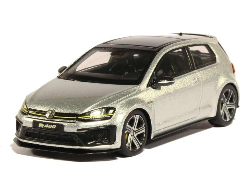 volkswagen golf vii r400 3 doors 2015 spark model 1 43 autos miniatures tacot. Black Bedroom Furniture Sets. Home Design Ideas