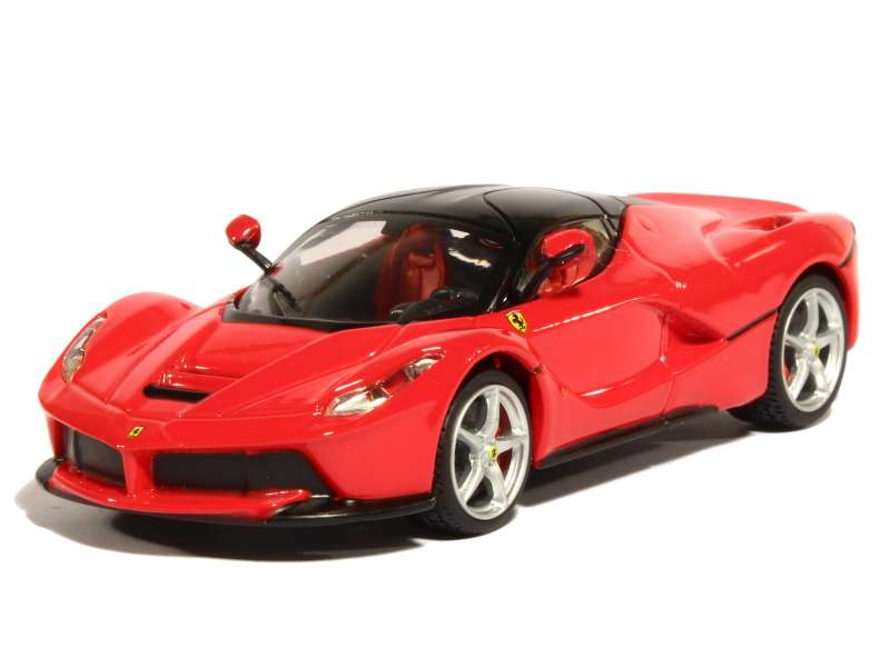ferrari laferrari 2014 burago 1 43 autos miniatures tacot. Black Bedroom Furniture Sets. Home Design Ideas