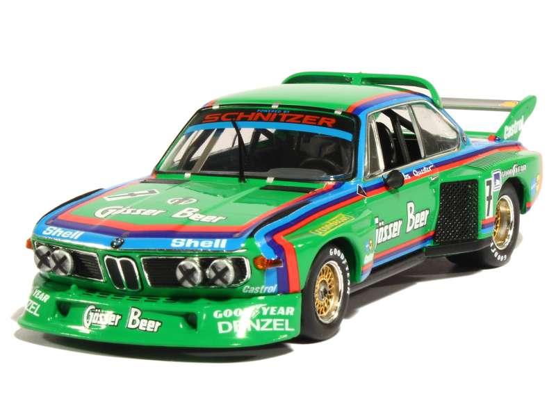Bmw 3 5 Csl E09 Nurburgring 1976 Ixo 1 43 Autos Miniatures Tacot