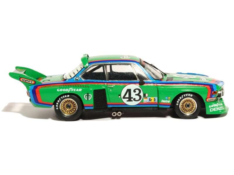 Bmw 3 5 Csl E09 Gr5 Le Mans 1976 Ixo 1 43 Autos Miniatures Tacot