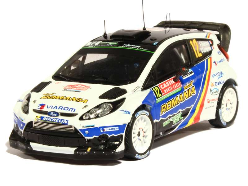 ford fiesta rs wrc monte carlo 2014 ixo 1 43 autos miniatures tacot. Black Bedroom Furniture Sets. Home Design Ideas