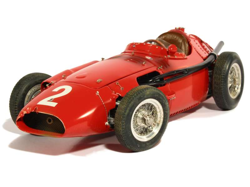 81399 Maserati 250F French GP 1957