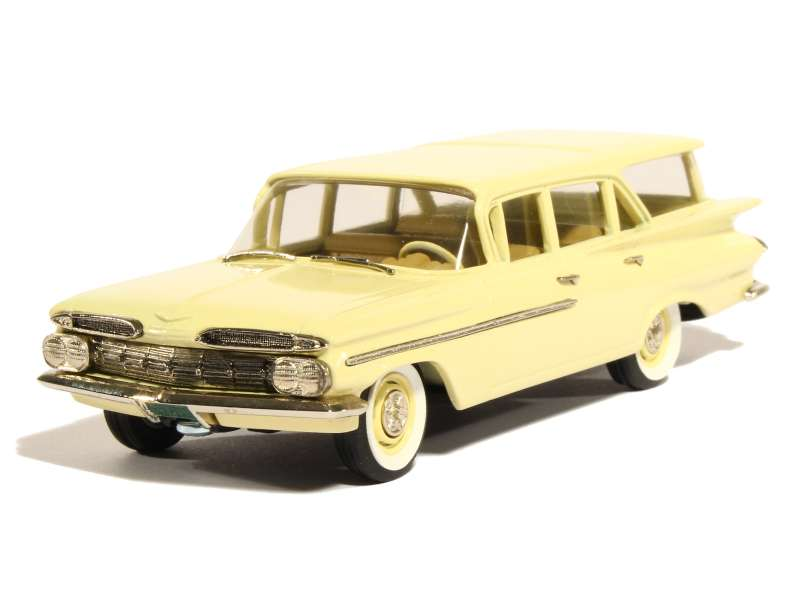 81403 Chevrolet Brookwood 4-Door Station Wagon 1959