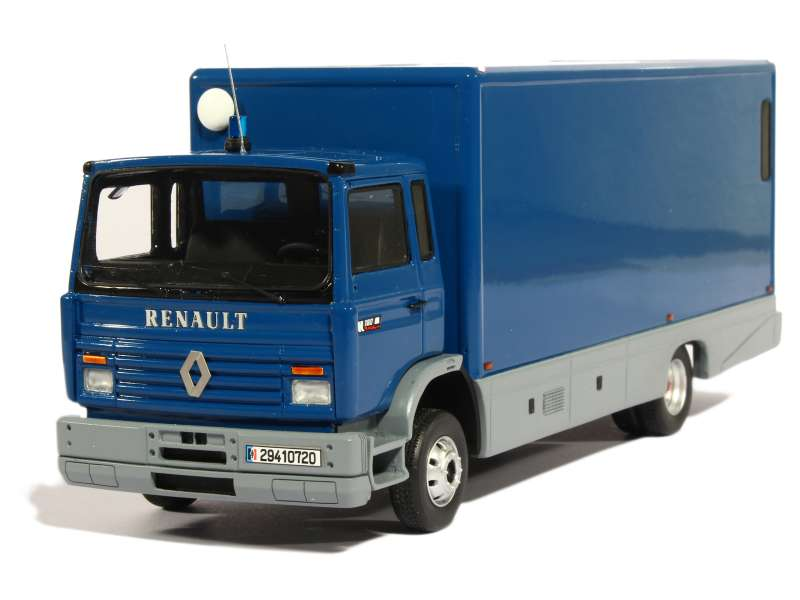 renault m180 gendarmerie perfex 1 43 autos miniatures tacot. Black Bedroom Furniture Sets. Home Design Ideas