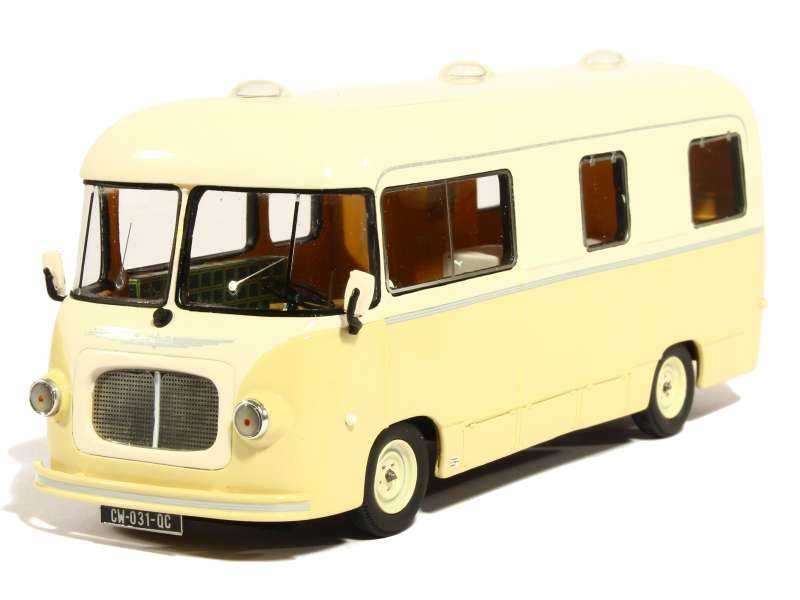 renault 1400kg heuliez camping car perfex 1 43 autos miniatures tacot. Black Bedroom Furniture Sets. Home Design Ideas