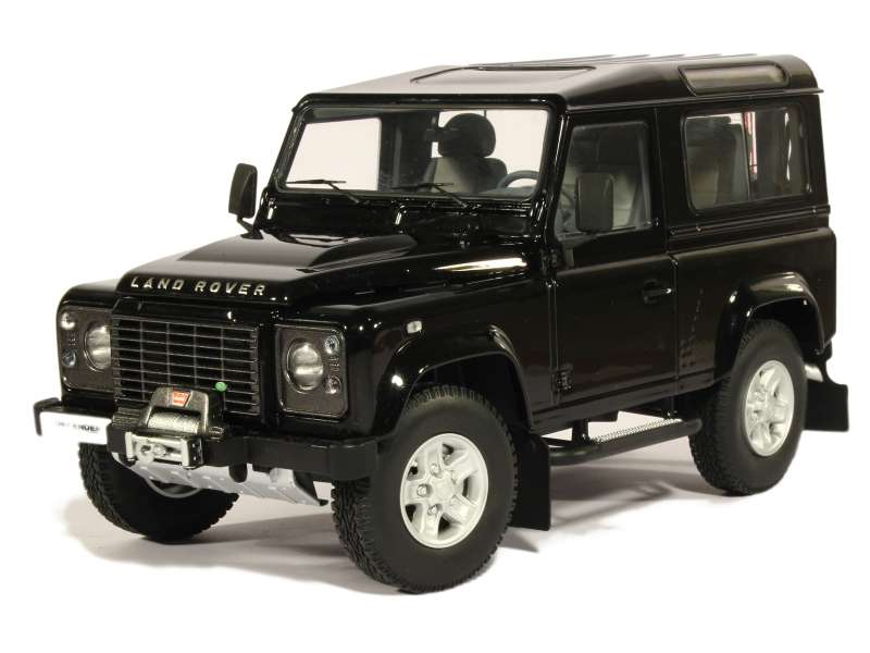 Land Rover Defender 90 1983 Kyosho 1 18 Autos