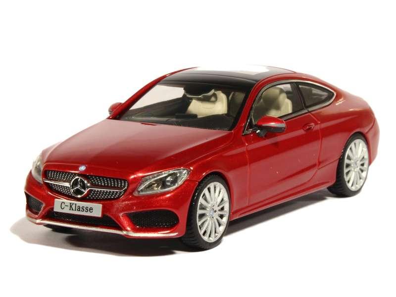 Mercedes New C Class Coup 233 C205 2015 Kyosho 1 43 Autos Miniatures Tacot