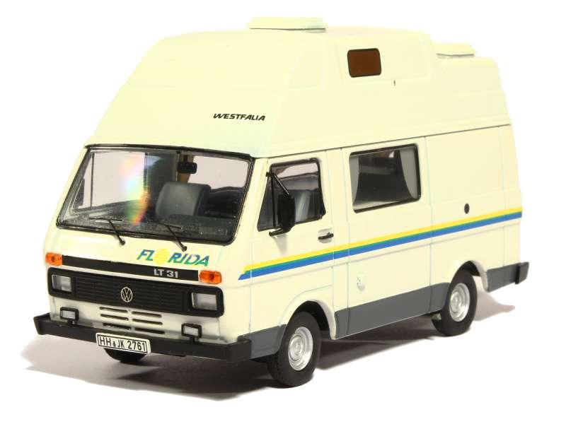 volkswagen lt 28 camping car florida premium classixxs 1 43 autos miniatures tacot. Black Bedroom Furniture Sets. Home Design Ideas