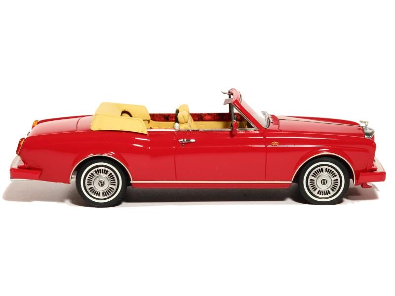 bentley continental cabriolet 1985 neo 1 43 autos miniatures tacot. Black Bedroom Furniture Sets. Home Design Ideas