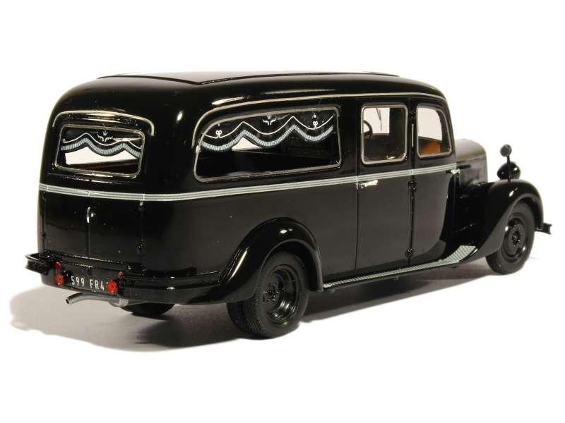 Citroen Fontaine : citro n u23 corbillard fontaine 1948 perfex 1 43 autos miniatures tacot ~ Gottalentnigeria.com Avis de Voitures