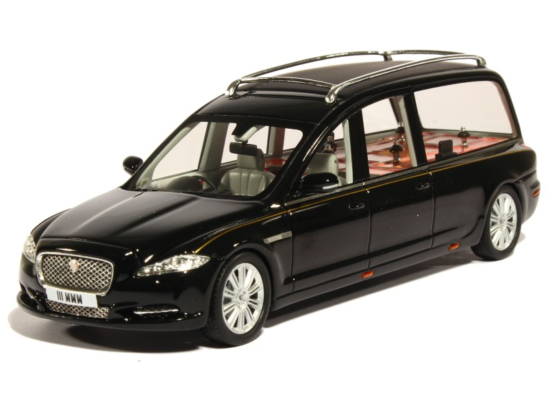 jaguar xj wilcox eagle corbillard 2012 glm 1 43 autos miniatures tacot. Black Bedroom Furniture Sets. Home Design Ideas