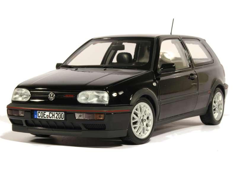 Volkswagen Golf II CL 1989 Rouge  1/18  Norev  188414