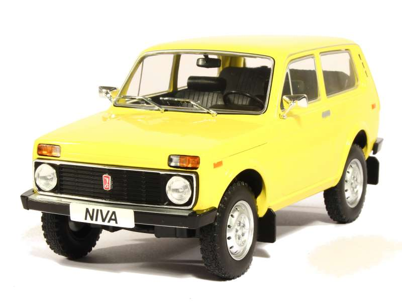 lada niva 1976 modelcar 1 18 autos miniatures tacot. Black Bedroom Furniture Sets. Home Design Ideas