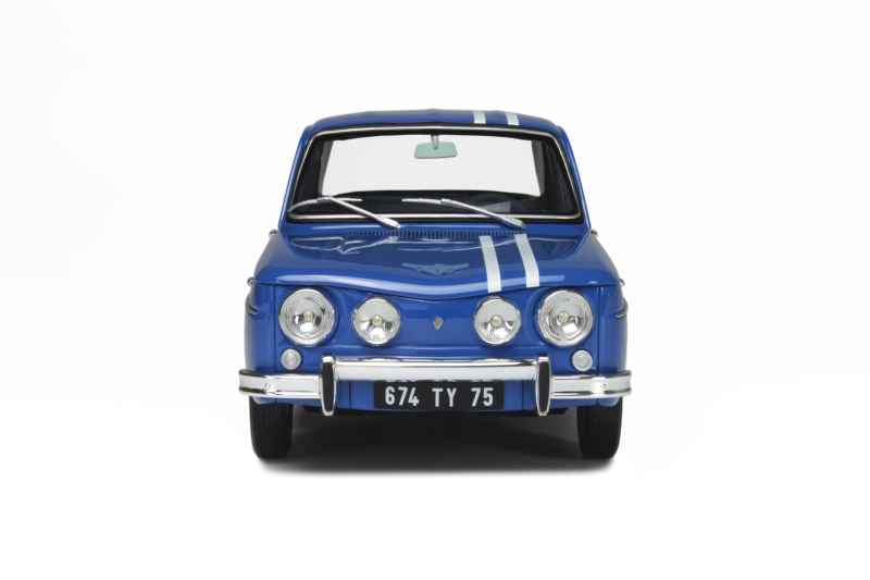 renault r8 gordini 1300 1966 ottomobile 1 18 autos miniatures tacot. Black Bedroom Furniture Sets. Home Design Ideas