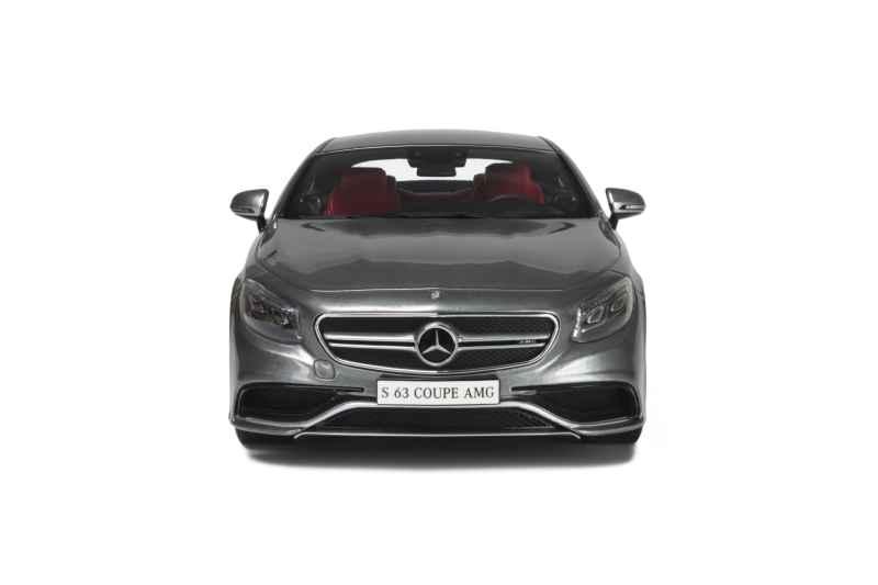 mercedes s63 amg coup c217 2015 gt spirit 1 18 autos miniatures tacot. Black Bedroom Furniture Sets. Home Design Ideas