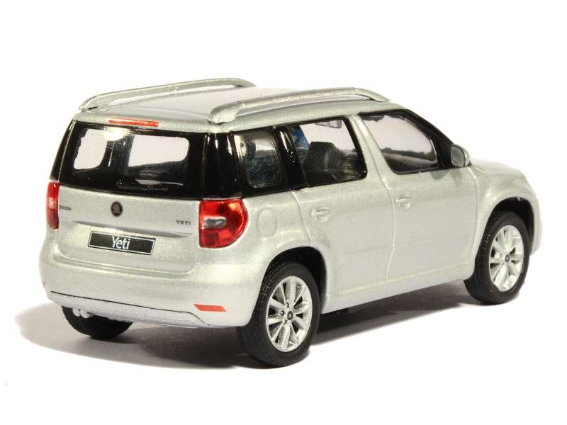 skoda yeti 2015 abrex 1 43 autos miniatures tacot. Black Bedroom Furniture Sets. Home Design Ideas