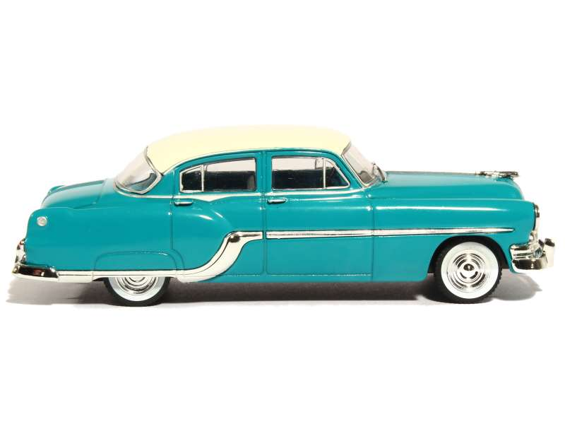 Chevrolet - Chieftain 1954 - Whitebox - 1/43 - Autos Miniatures Tacot