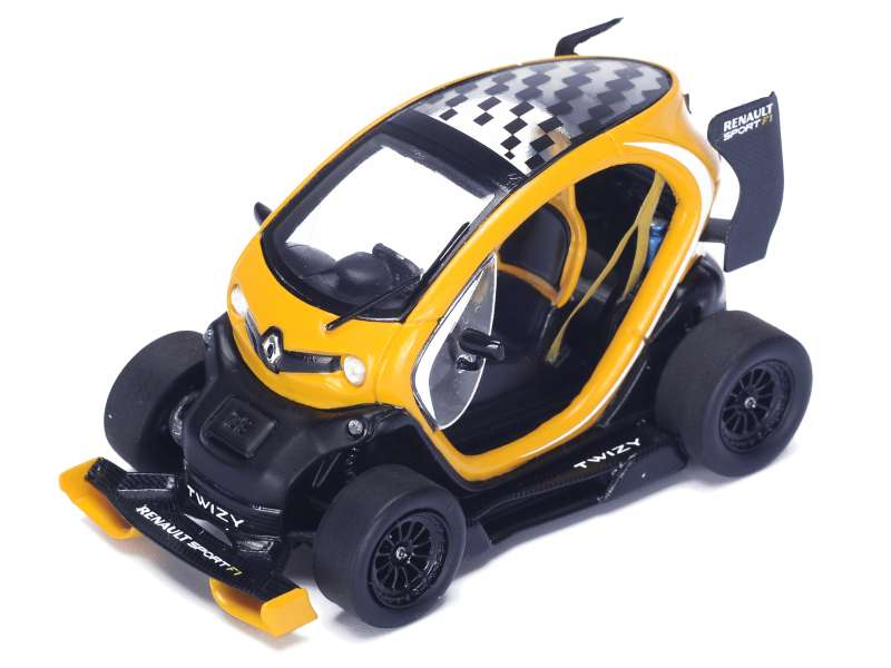 renault twizy sport f1 concept car bizarre 1 43 autos miniatures tacot. Black Bedroom Furniture Sets. Home Design Ideas