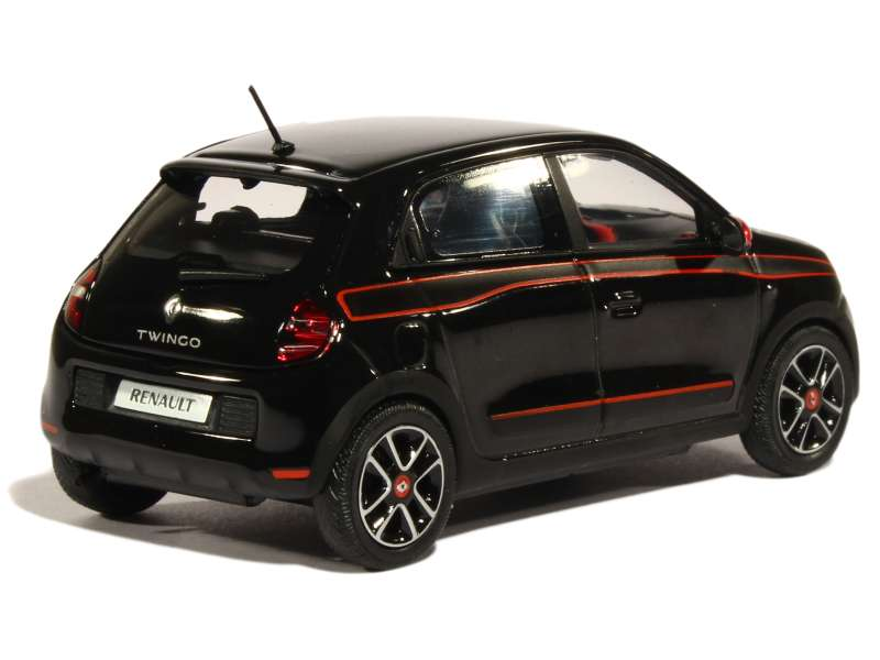 renault twingo iii sl edition one 2014 norev 1 43 autos miniatures tacot. Black Bedroom Furniture Sets. Home Design Ideas