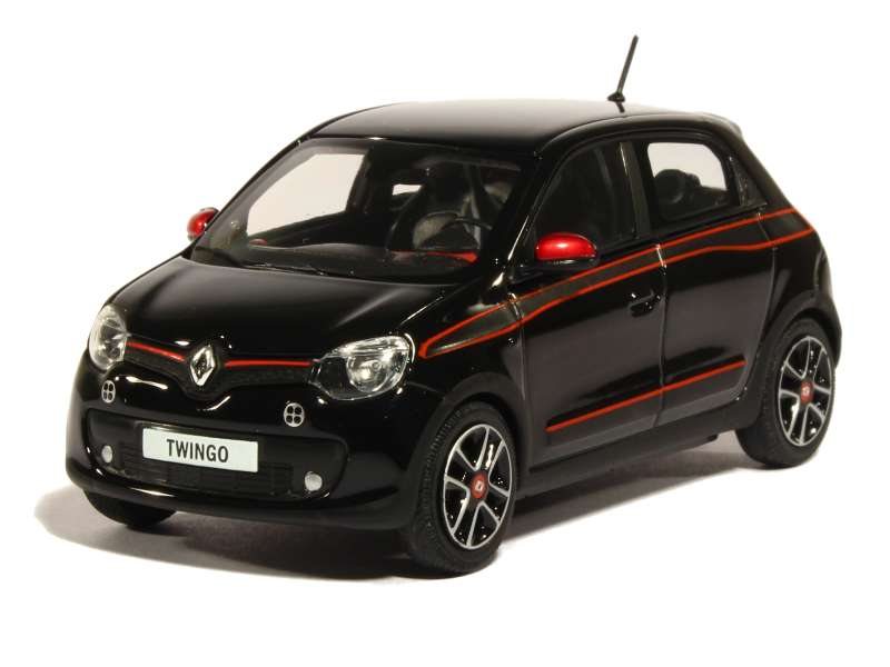 renault twingo iii sl edition one 2014 norev 1 43. Black Bedroom Furniture Sets. Home Design Ideas