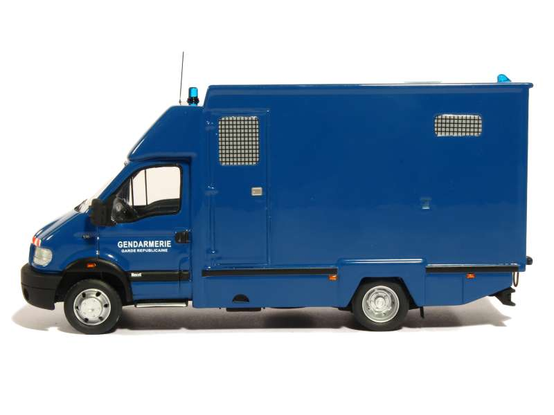 renault mascott gendarmerie 2013 perfex 1 43 autos miniatures tacot. Black Bedroom Furniture Sets. Home Design Ideas