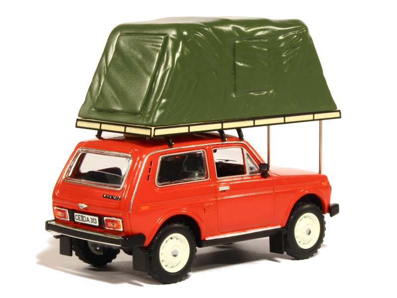 lada niva camping 1981 ist 1 43 autos miniatures tacot. Black Bedroom Furniture Sets. Home Design Ideas