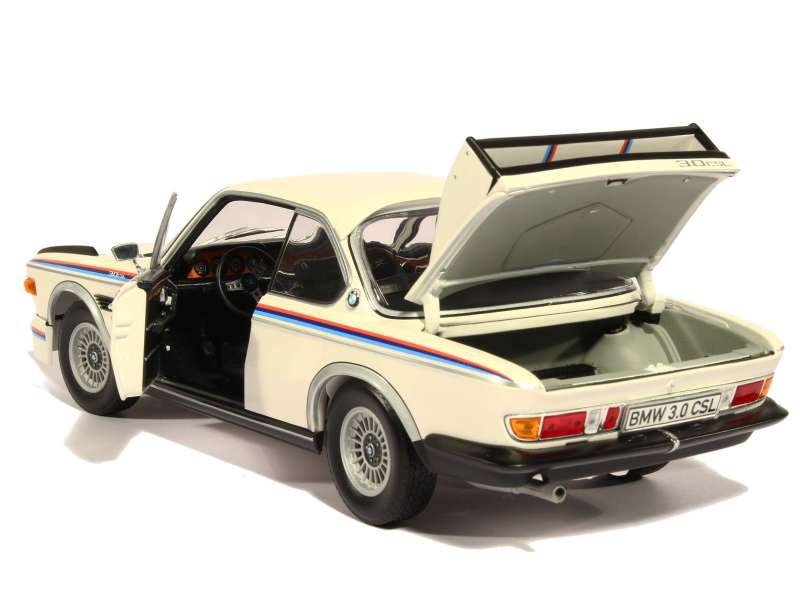 Bmw 3 0 Csl E09 1973 Minichamps 1 18 Autos Miniatures Tacot