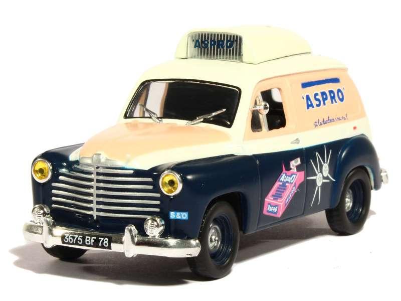 X Press H - Renault Couleurale Aspro 1955 - 1 43