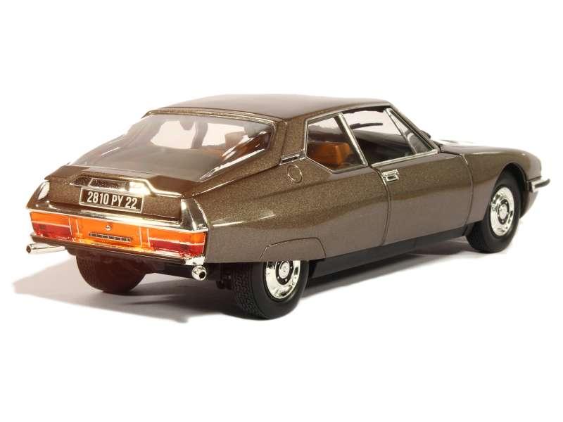 citro n sm 1971 norev 1 18 autos miniatures tacot. Black Bedroom Furniture Sets. Home Design Ideas