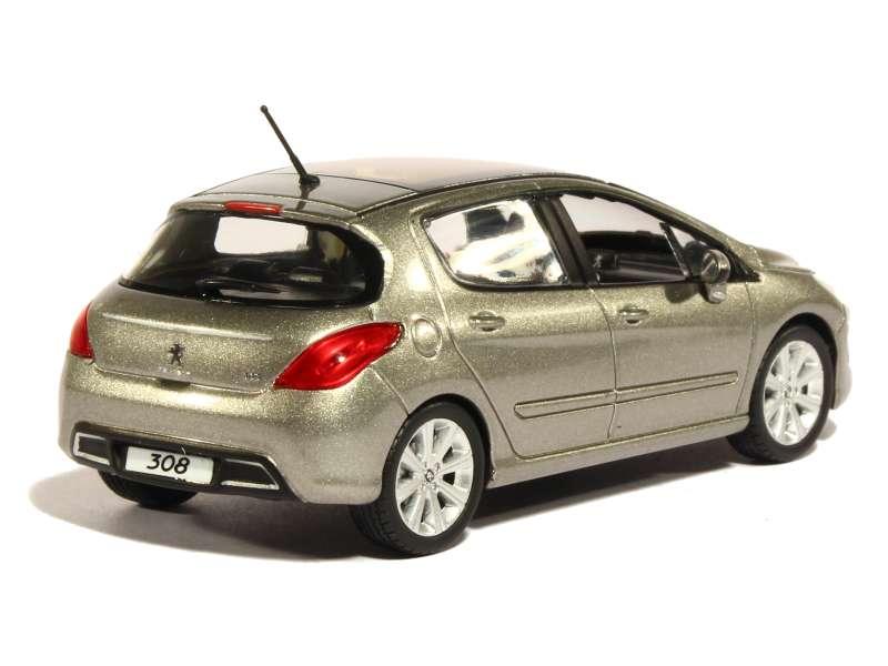 peugeot 308 berline 5 doors 2011 norev 1 43 autos miniatures tacot. Black Bedroom Furniture Sets. Home Design Ideas