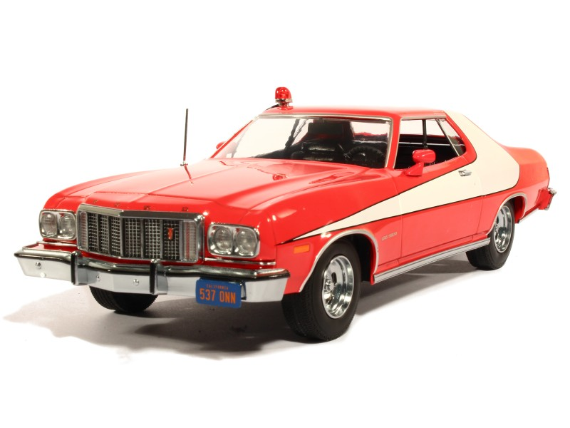 ford gran torino 1976 greenlight 1 18 autos miniatures tacot. Black Bedroom Furniture Sets. Home Design Ideas
