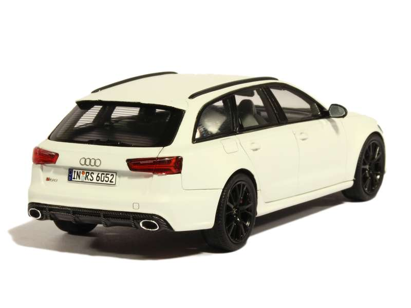 audi rs6 avant performance 2016 spark model 1 43. Black Bedroom Furniture Sets. Home Design Ideas